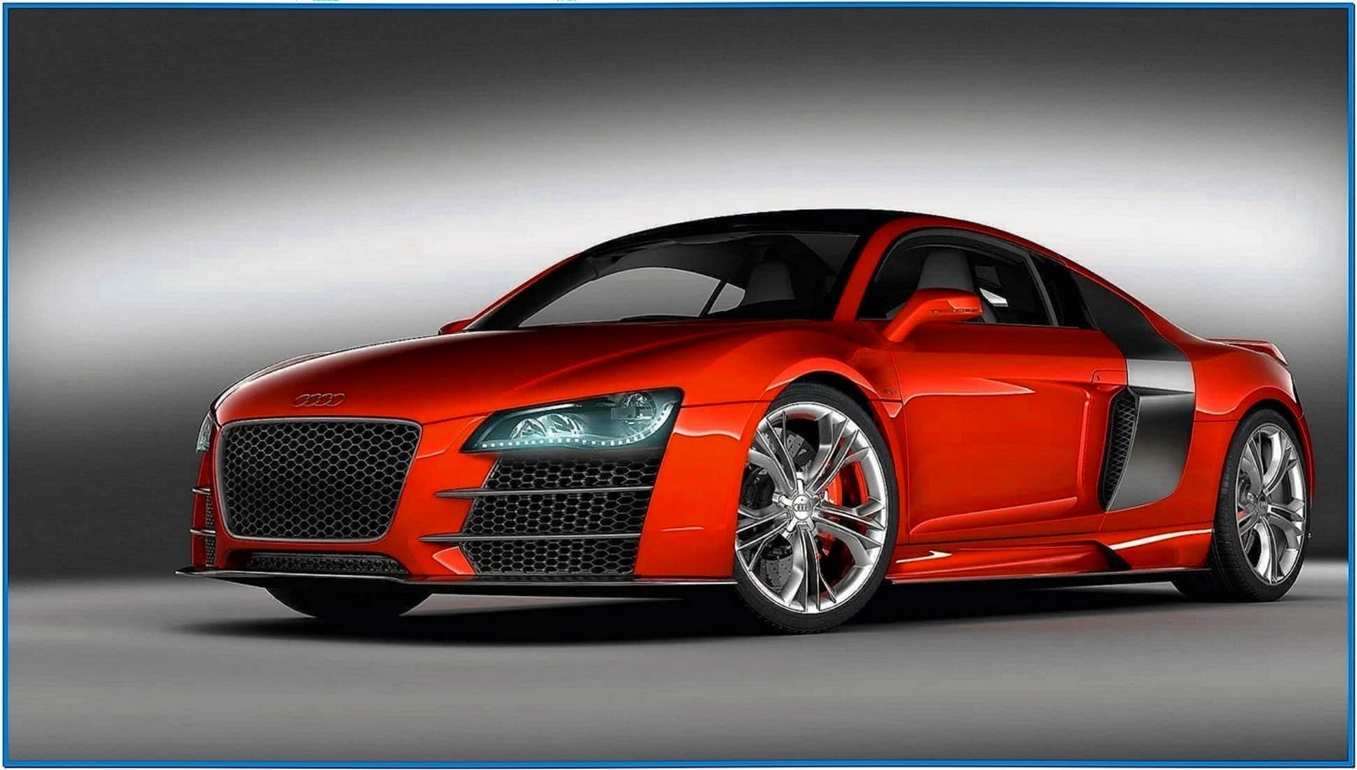 Audi R8 Screensaver Windows 7