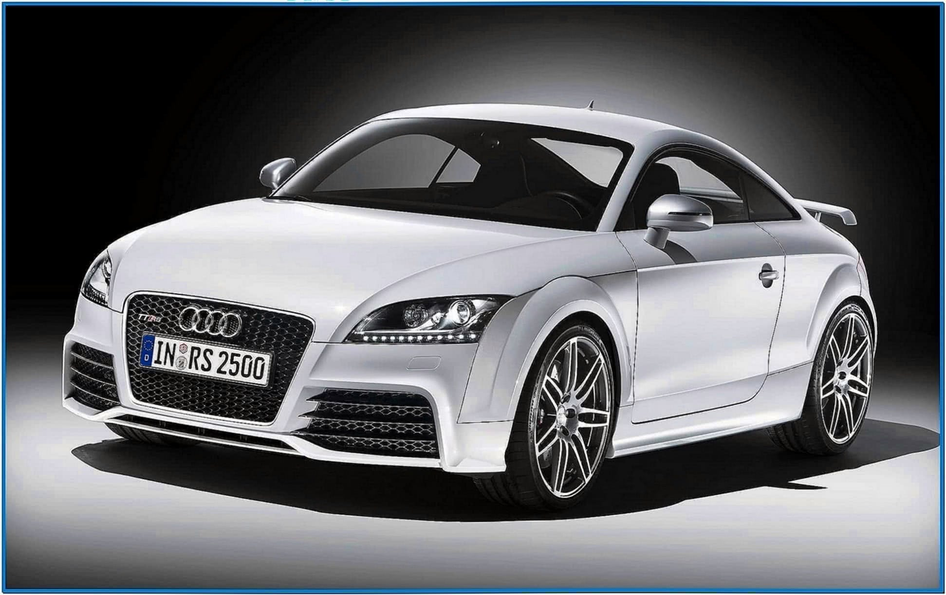 Audi TT Rs Screensaver