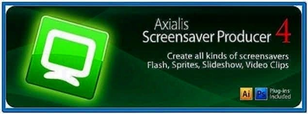 Axialis Professional Screensaver Producer 3.6