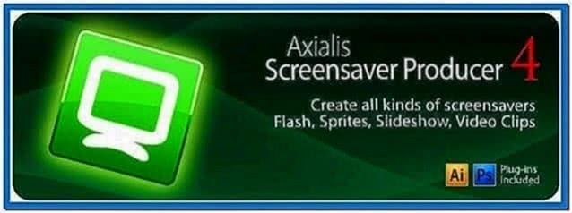 Axialis Screensaver Producer Pro 4.2 Retail