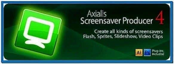 Axialis screensaver producer professional 4.1