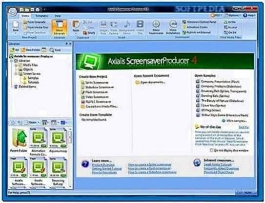 Axialis Screensaver Producer Professional Full