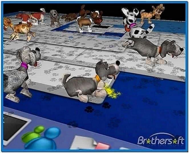 Bad Dog Screensaver PC