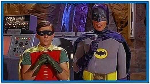 Batman tv show screensaver