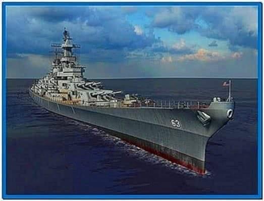 Battleship Missouri 3D Screensaver Code