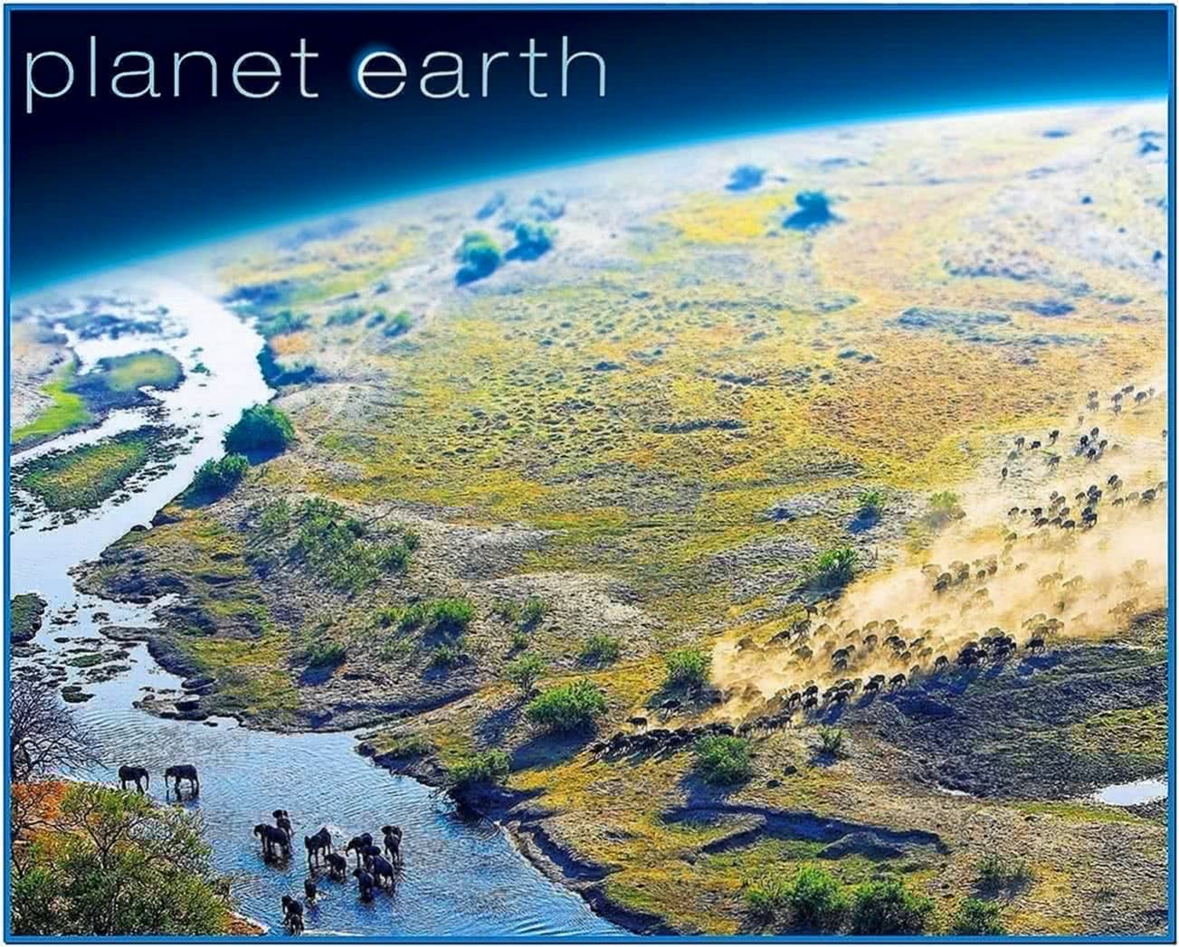 Bbc Planet Earth Screensaver