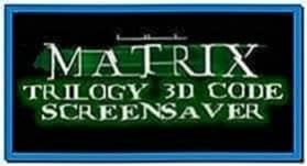 Best 3D matrix screensaver