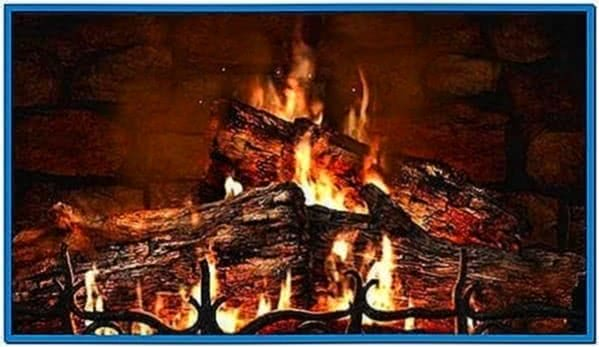 Best Fireplace 3d Screensaver Download For Free