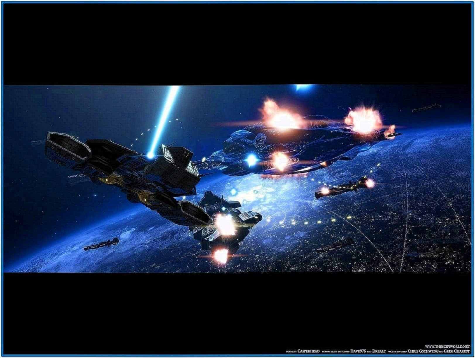 Best Space Screensaver