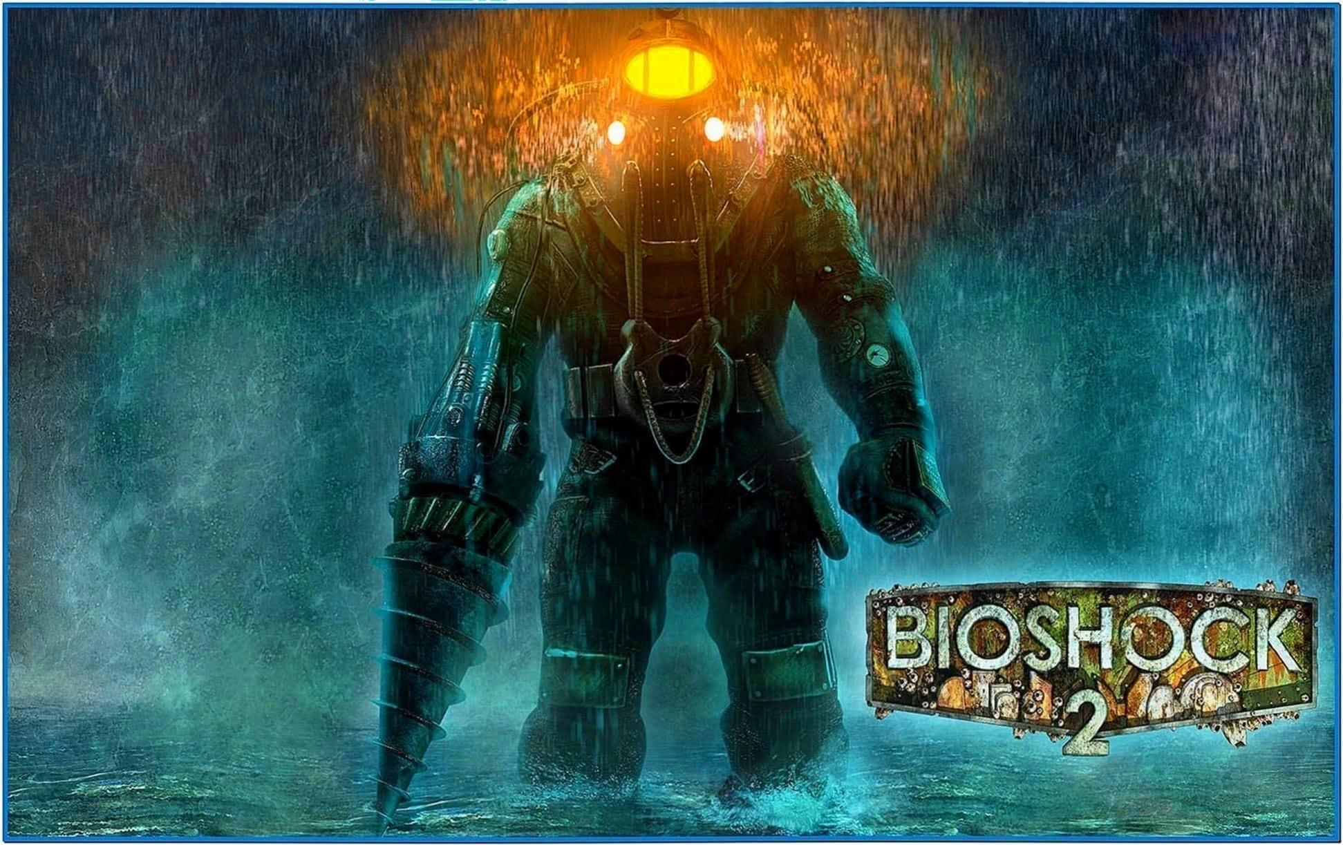 Bioshock 2 Screensaver