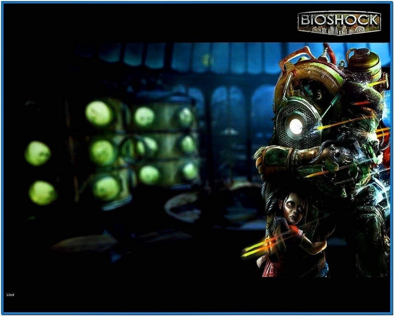 Bioshock Screensaver Mac