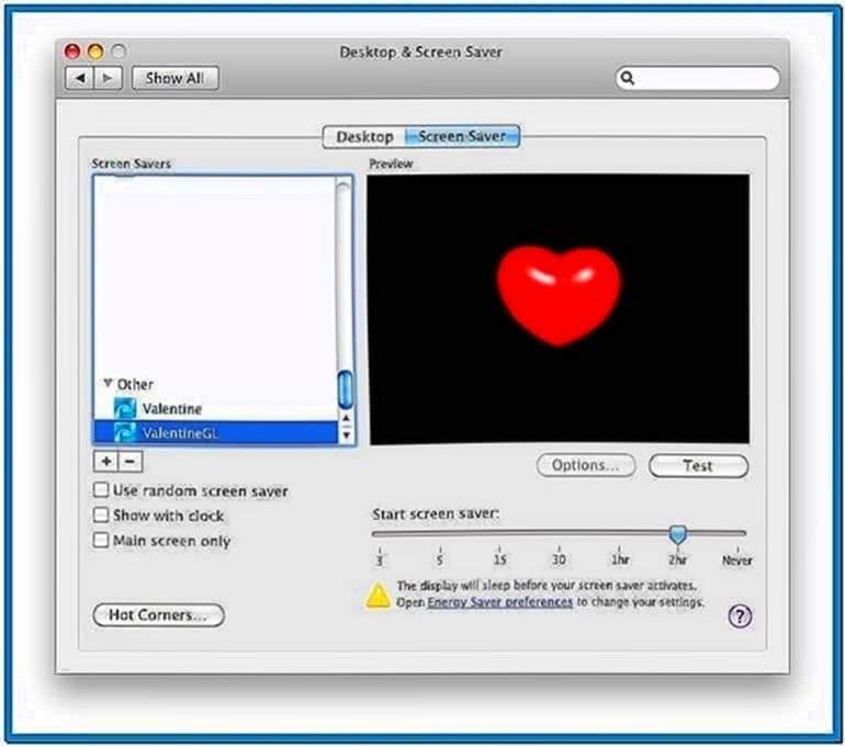 Black Screensaver Mac Snow Leopard