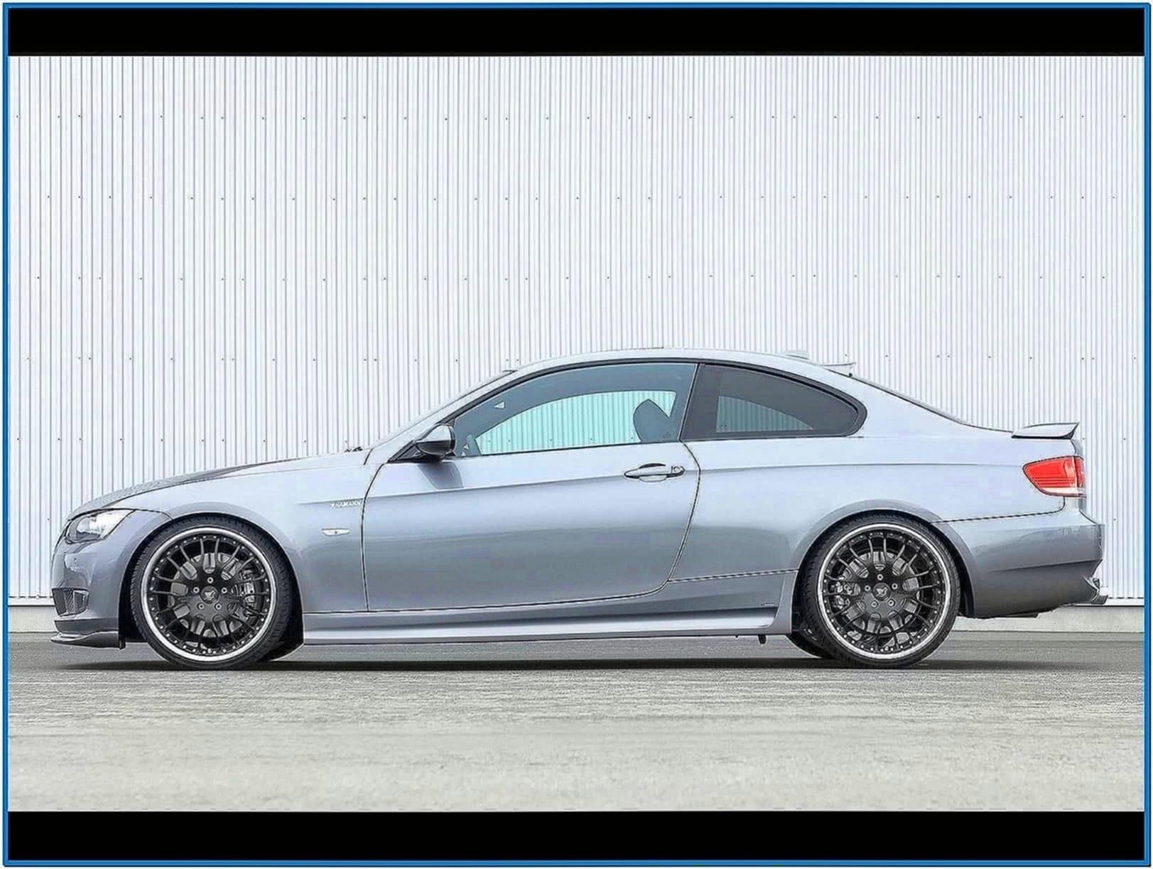 BMW 3 Series Coupe Screensaver