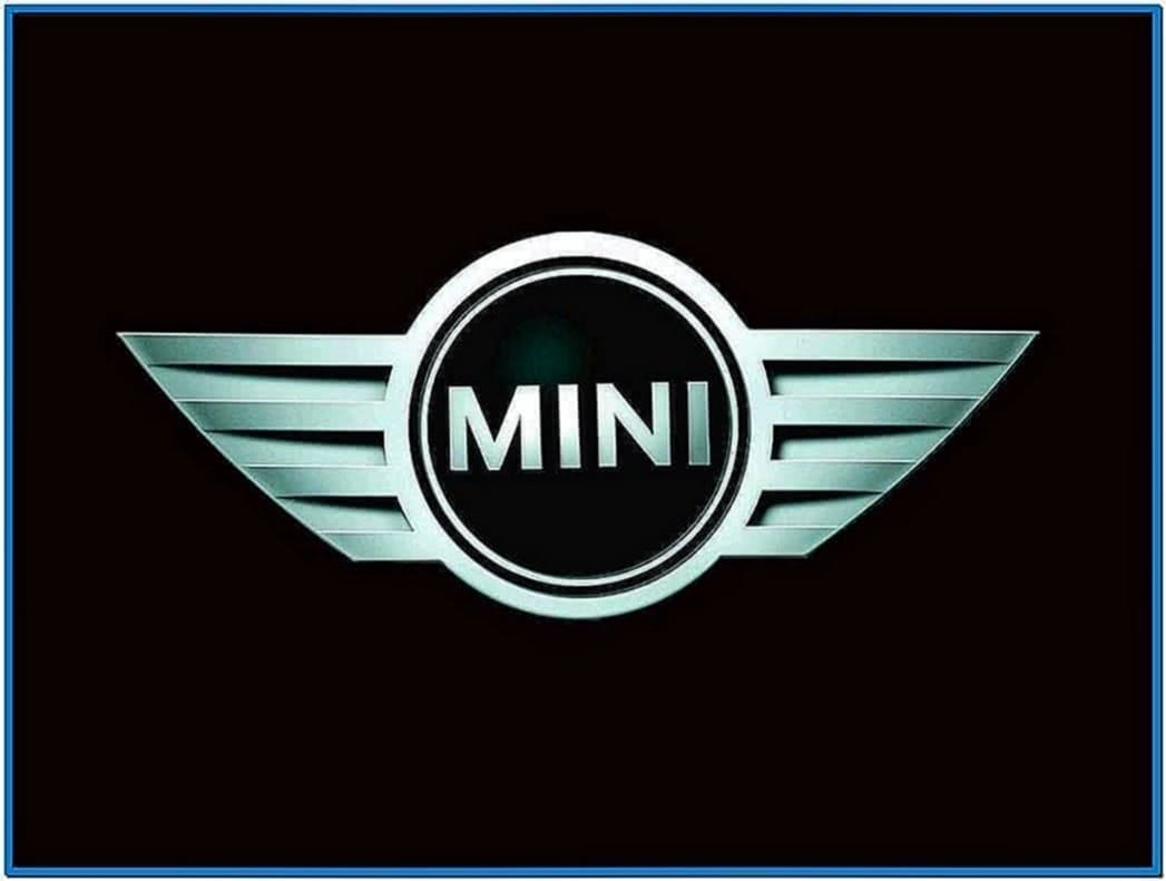 BMW Mini Cooper Screensaver