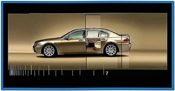 BMW Screensaver Windows 7