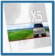 BMW X5 Screensaver Mac
