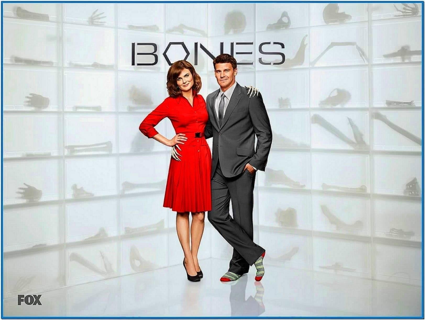 Divergence tv Show Bones tv Show Screensaver