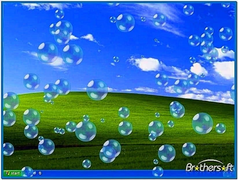 Bubbles 3D Screensaver 1.41