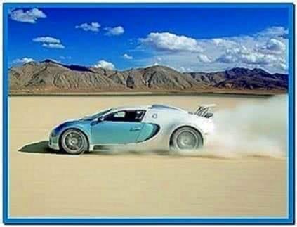 Bugatti Veyron Screensaver