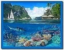 Caribbean Islands 3D Screensaver 1.1.0.3