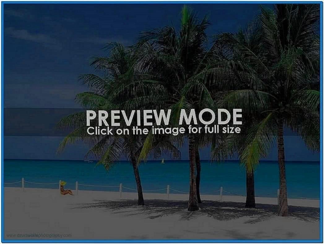 Cayman Islands Screensaver