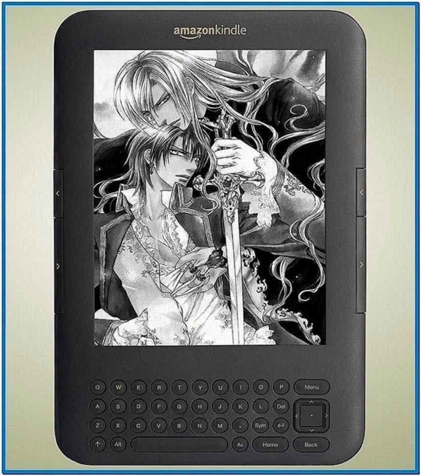 Changing Screensaver Pictures on Kindle