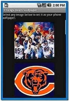 Chicago Bears Screensaver Software