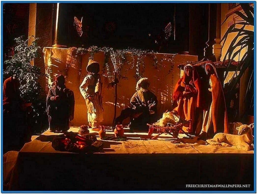 Christian Christmas Screensavers