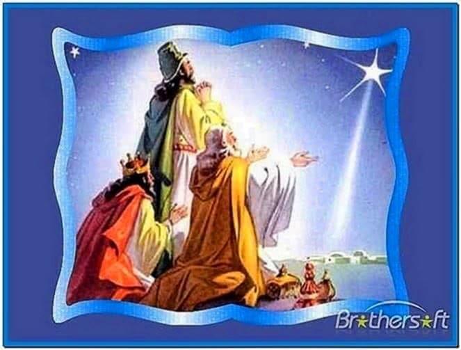 Christian Christmas Wallpapers and Screensavers