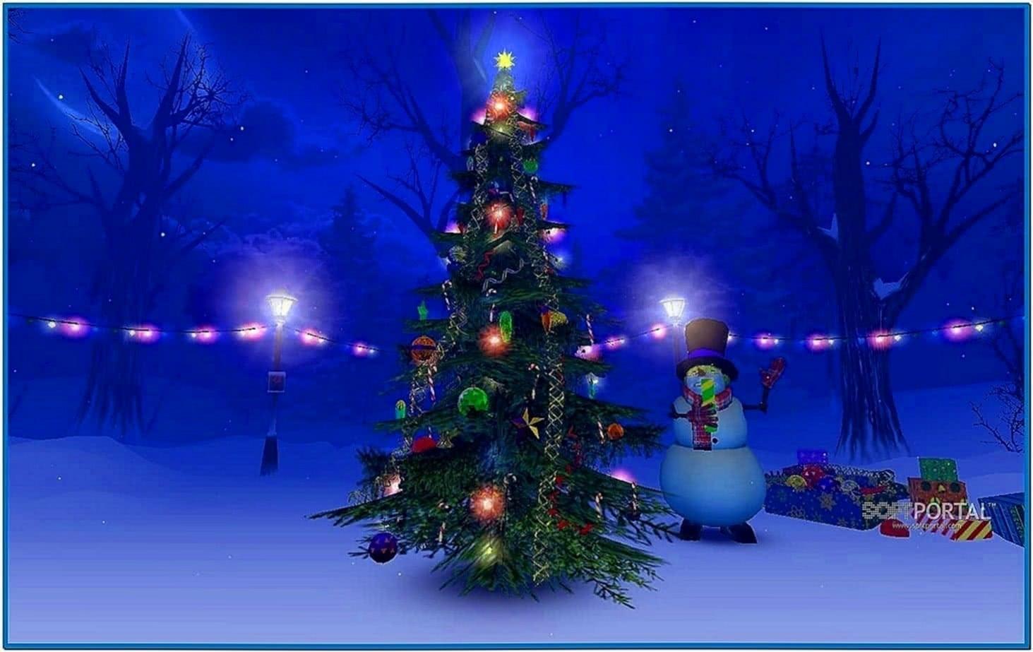 Christmas 3D Screensaver 1.0.0.8