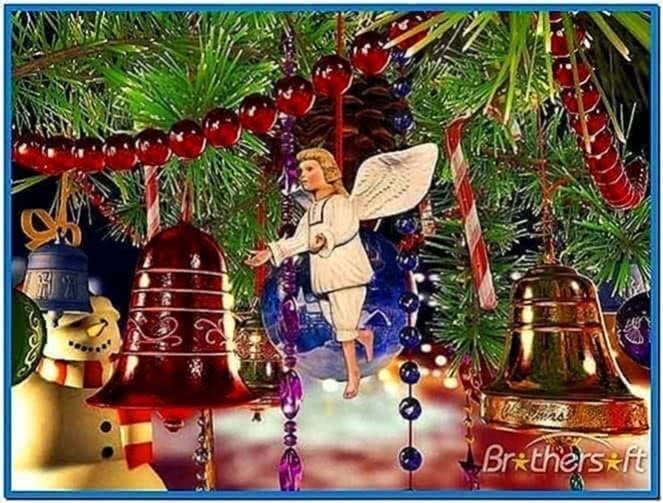 Christmas Bells 3D Screensaver 1.0