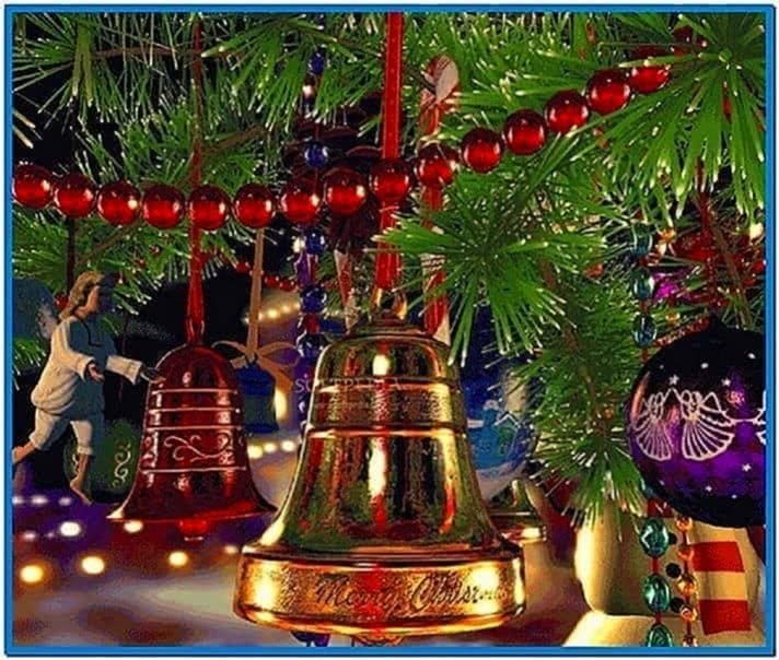 Christmas Bells 3D Screensaver