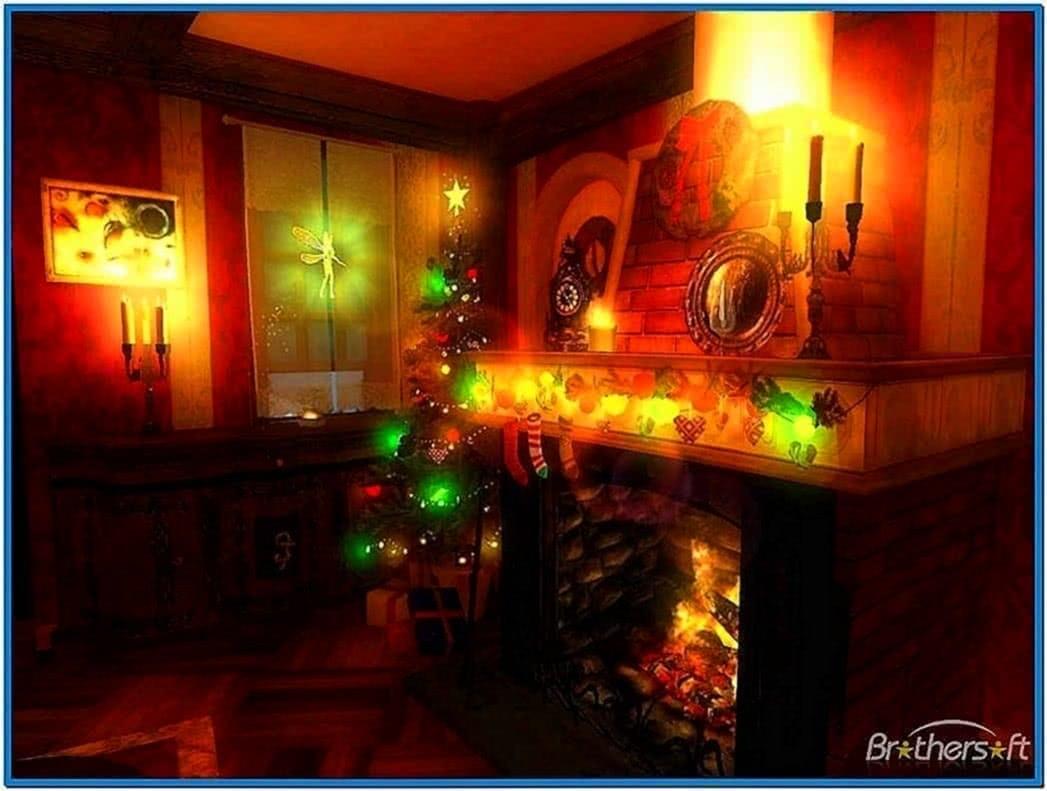 Christmas Magic 3D Screensaver 1.0