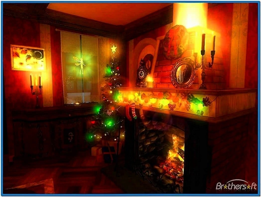 Christmas Magic 3D Screensaver