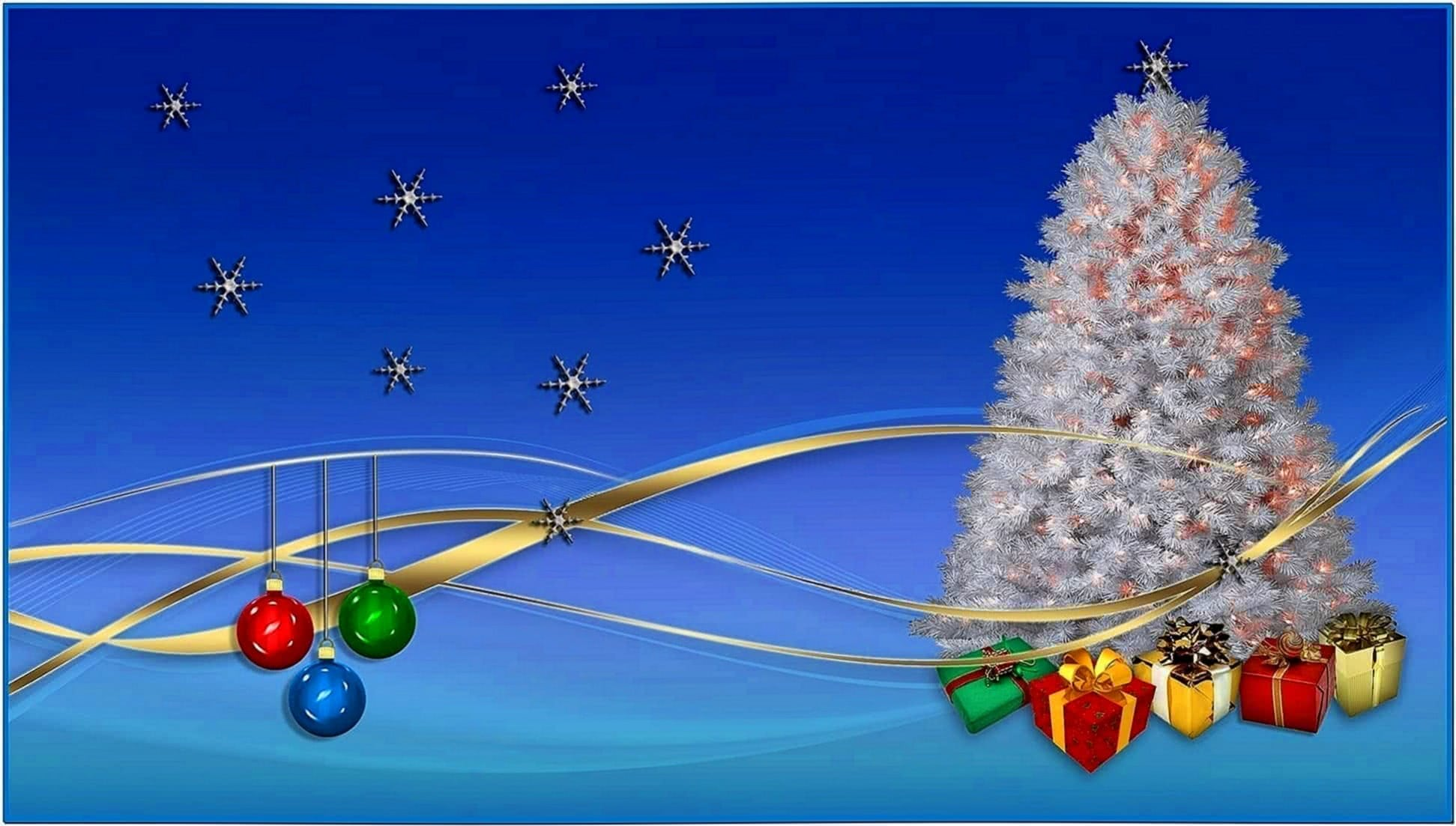 Christmas pc wallpaper screensaver - Download free