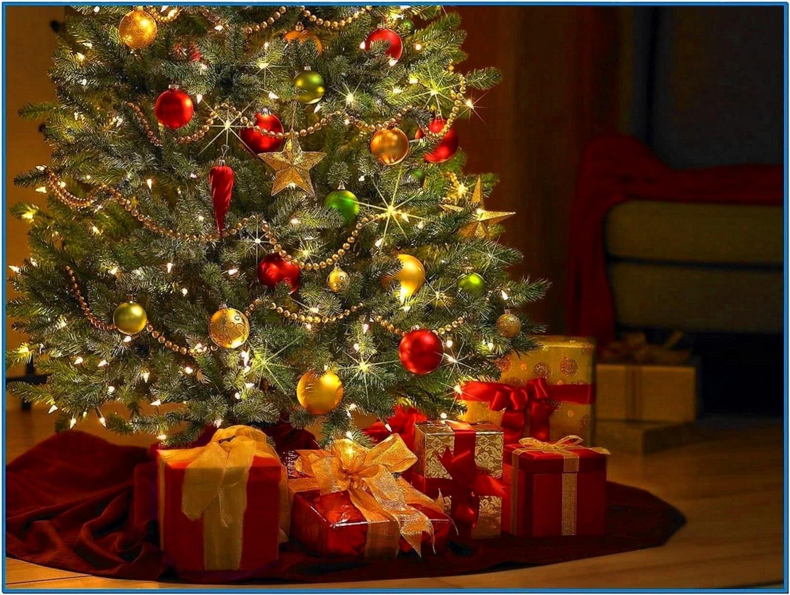 Christmas Screensaver for Computer