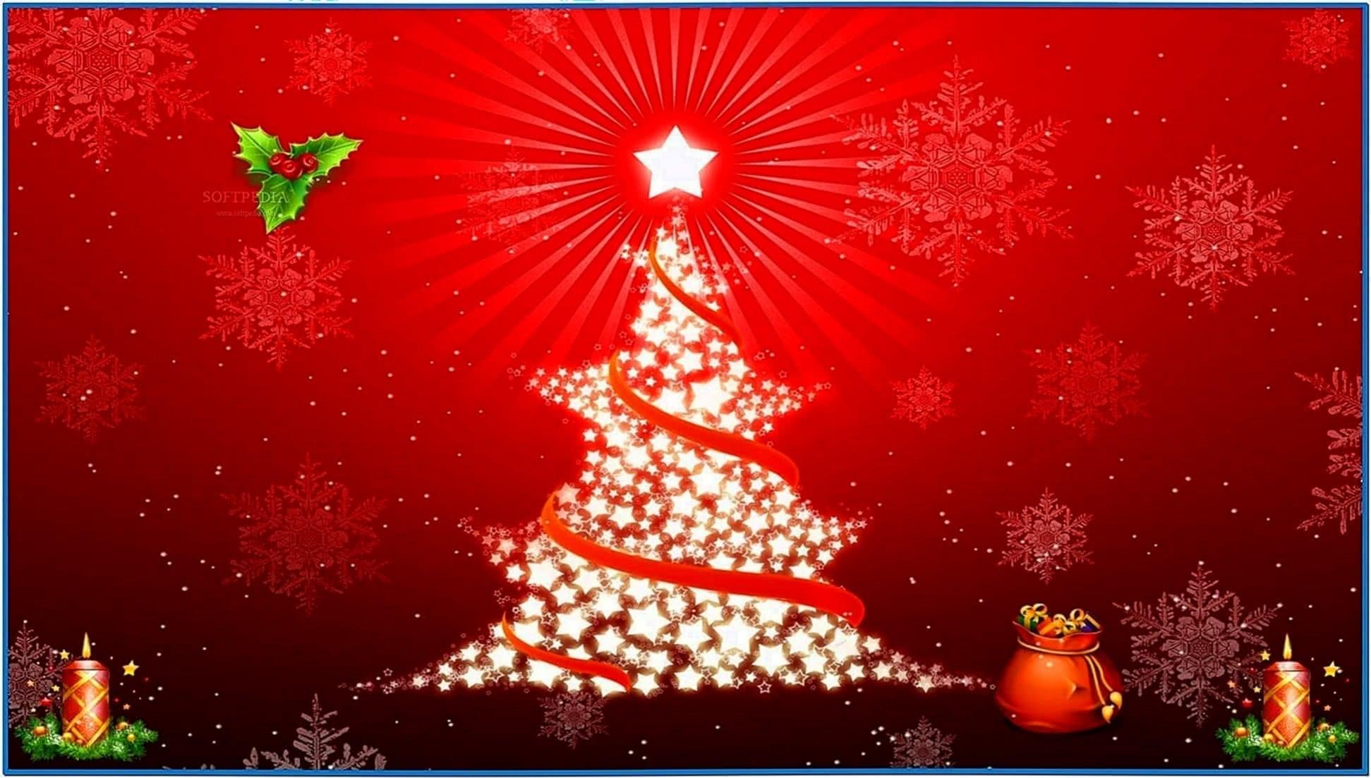 Christmas screensaver full version download free for Natale immagini per desktop