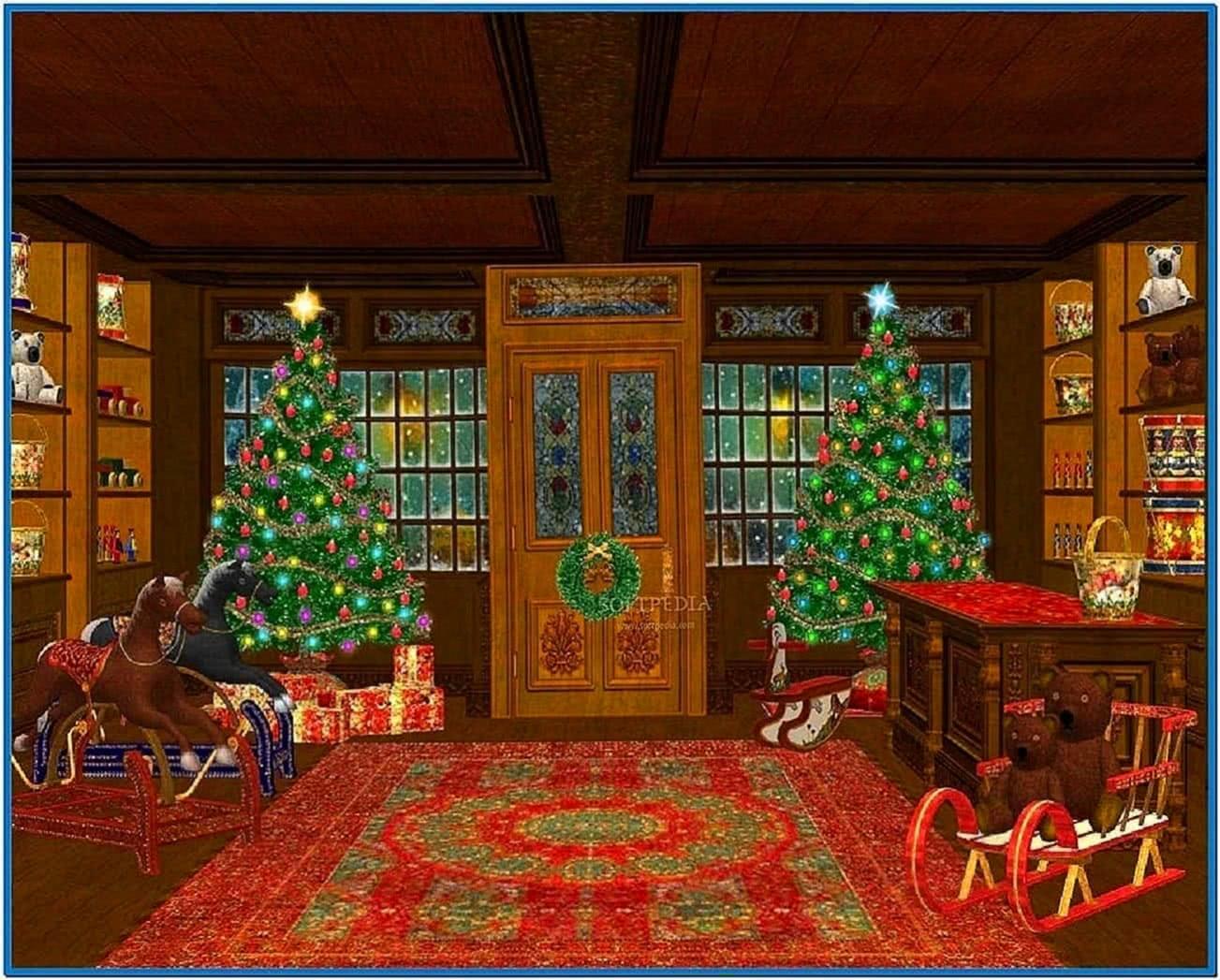 Christmas Screensavers Animated Wallpapers