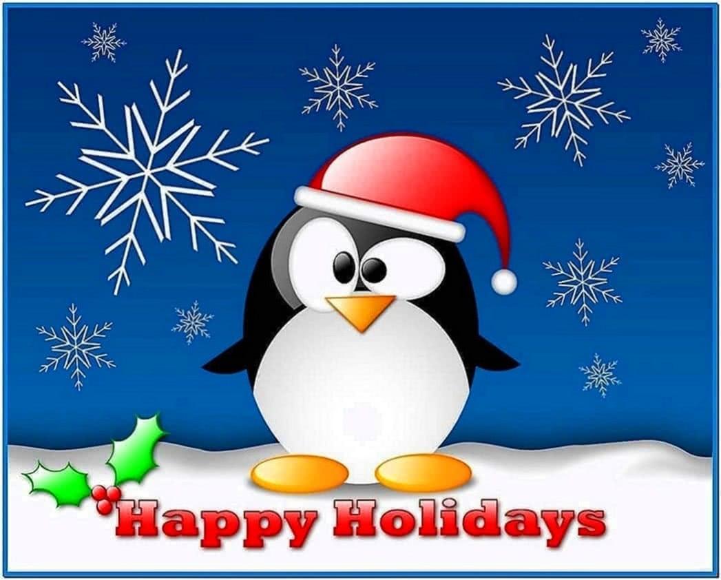 Christmas Screensavers for Linux