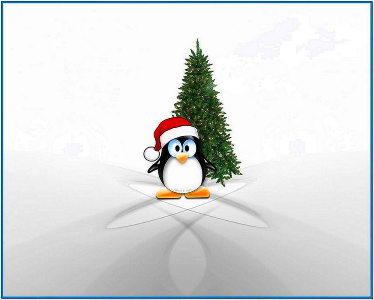 Christmas Screensavers for Linux