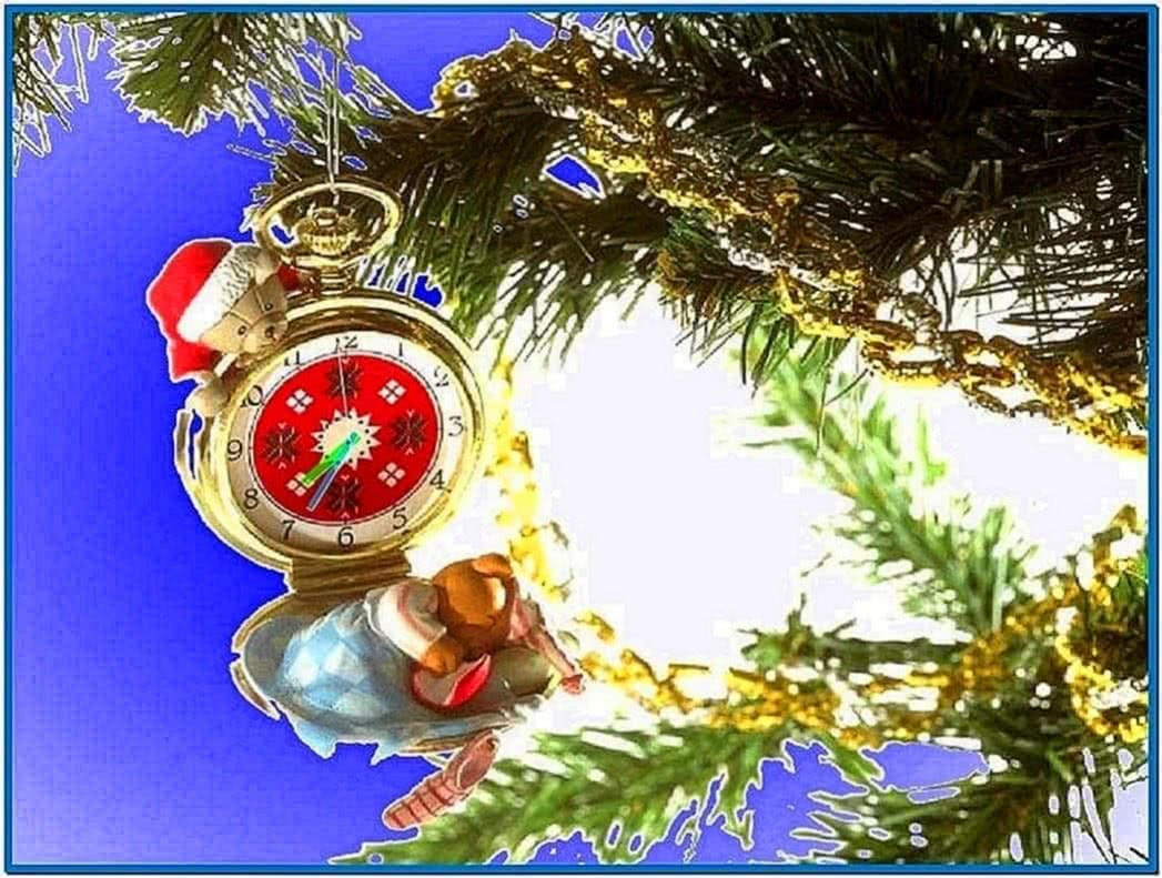 Christmas screensavers music download free