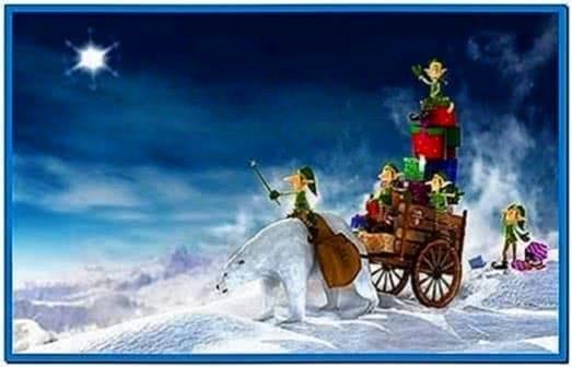 Christmas screensavers with music mac download free