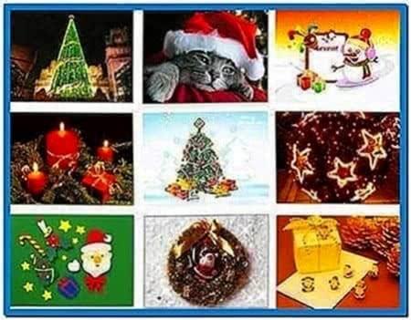 Christmas Screensavers XP