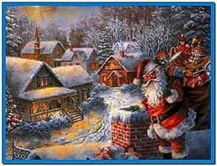 Christmas Slideshow Screensaver