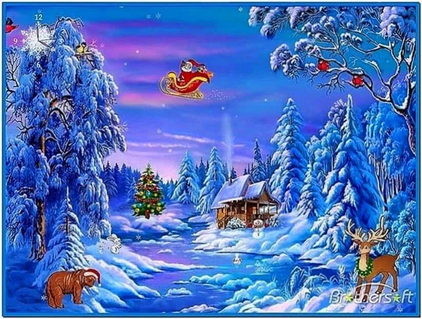 Christmas Symphony Screensaver 1.0