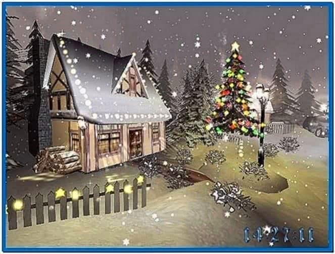 Christmas Time 3D Screensaver Code
