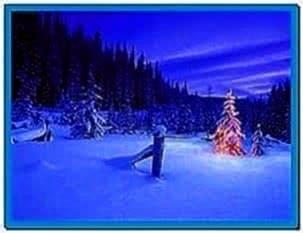 Christmas Tree Screensavers Wallpaper