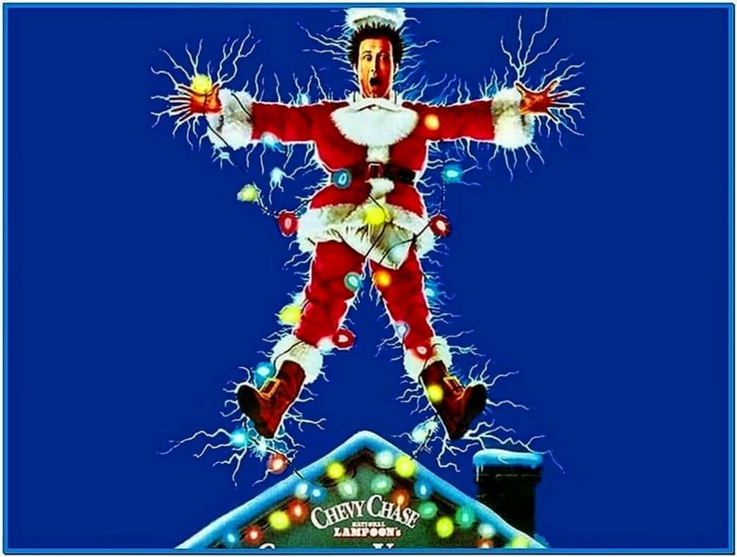 Christmas Vacation Screensaver Download Free