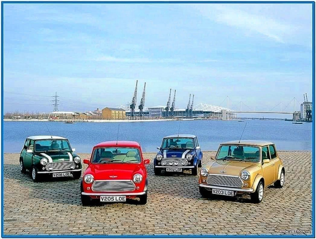 Classic Mini Cooper Screensaver Download For Free