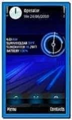 Clock screensaver for nokia 5233
